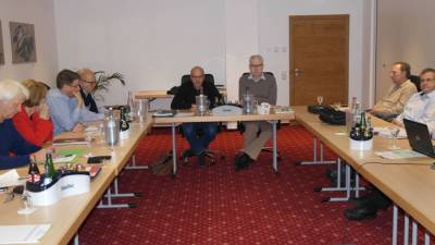 Klausur der CDU Fraktion in Bad Mergentheim -